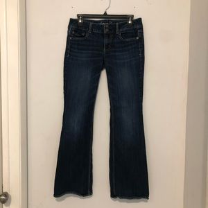 American Eagle Artist Stretch Flare Jeans Size 6
